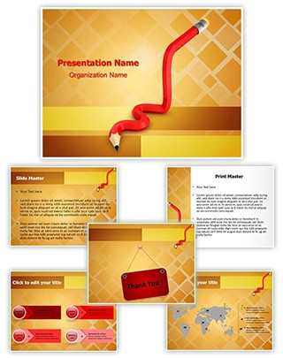 Flexible Education System Editable PowerPoint Template