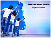 Painting Editable PowerPoint Template