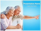People Retirement Editable PowerPoint Template