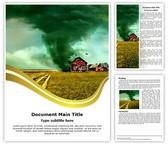 Tornado Template
