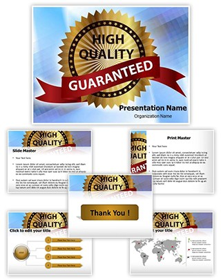 Quality Editable PowerPoint Template