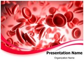 Blood Red PowerPoint Templates