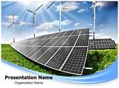Solar Energy Template