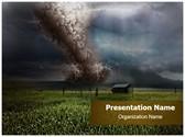 Storm Editable PowerPoint Template