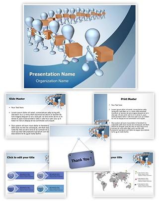 Vendor Management Editable PowerPoint Template