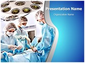 Surgery Room PowerPoint Templates