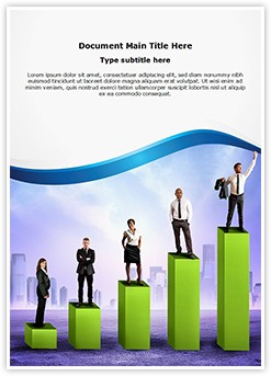 Level of Success Editable Word Template