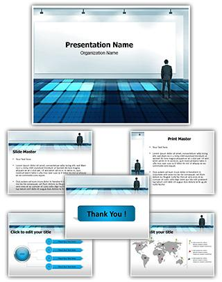 Advertise Editable PowerPoint Template