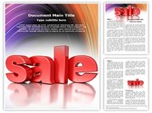 Sales Editable Word Template