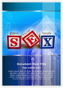 Talking Sex Education Editable Word Template