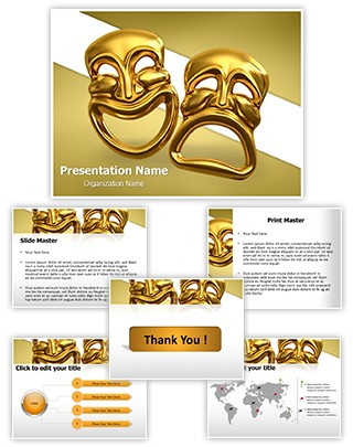 Moods Editable PowerPoint Template