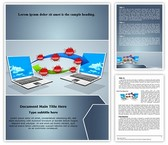 Sharing Virus Editable Word Template