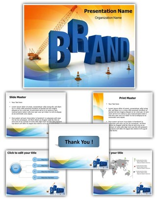 Brand Editable PowerPoint Template