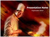 Cooking Editable PowerPoint Template