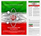 Iranian Nuclear Program Template