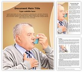 Asthma Inhaler Treatment Template