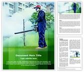 Environmental Health Editable Word Template
