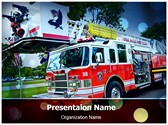 Fire Department PowerPoint Templates