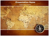 Geographical Map Template