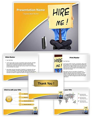 Hiring Editable PowerPoint Template