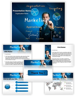 Marketing Editable PowerPoint Template