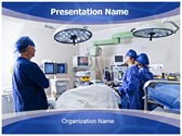 Operation Room Editable PowerPoint Template