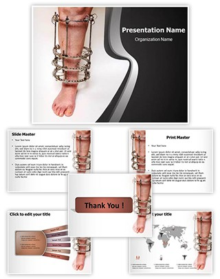 Orthopaedic Editable PowerPoint Template