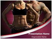 Bodybuilding Editable PowerPoint Template