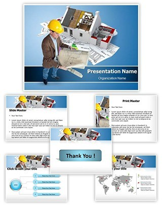Project Planning Editable PowerPoint Template