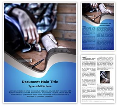 Drugs Editable Word Document Template