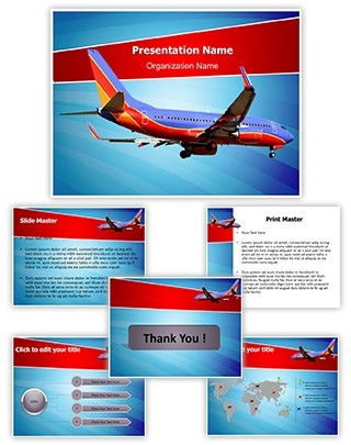Professional southwest airlines editable powerpoint template southwest airlines editable powerpoint template toneelgroepblik Gallery
