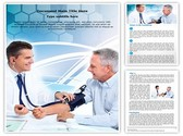 Doctor and patient Template