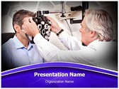 Ophthalmic Exam Template