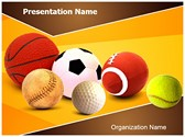 Ball Games PowerPoint Templates
