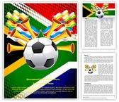 Football South Africa Template