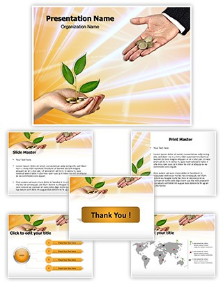 Sponsorship Editable PowerPoint Template