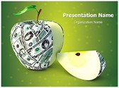 Health And Money PowerPoint Templates