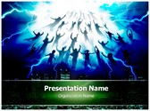Rapture Editable PowerPoint Template