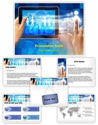 Technical Recruitment Editable PowerPoint Template