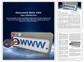 Internet Security Editable Word Template