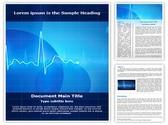 Electrocardiogram Template