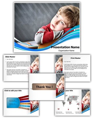 Adhd Editable PowerPoint Template