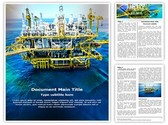 Oil Refinary Template