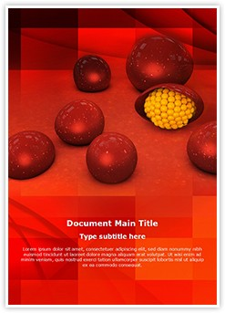 Malaria T Cells Editable Word Template