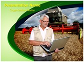 Agriculture Technology Template