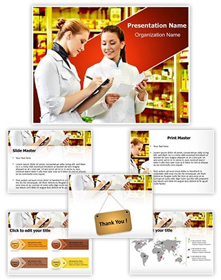Accounting Inventory Editable PowerPoint Template
