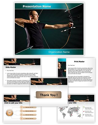 Bowman Editable PowerPoint Template