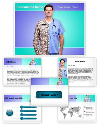 Dual Qualification Editable PowerPoint Template
