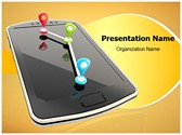 Mobile GPS Navigation Template