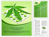 Cannabis sativa Template